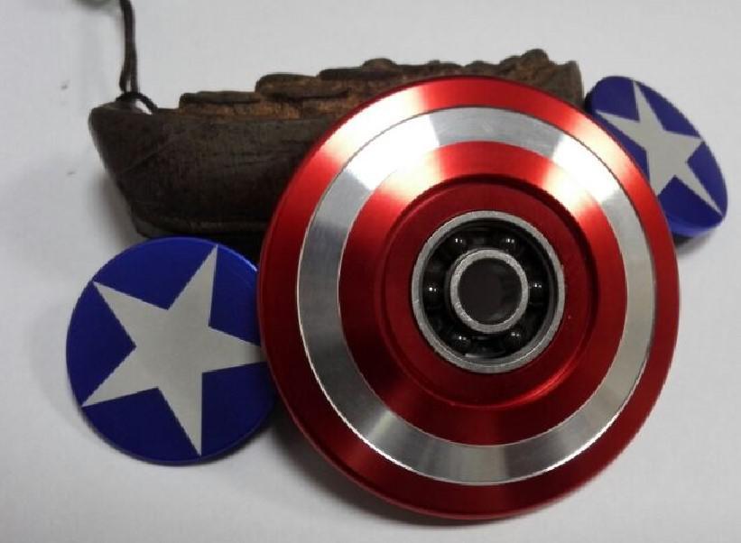 HomeFidget SpinnersPremium SpinnersCaptain America Shield – Hand Spinner. Sale! 🔍. Premium Spinners