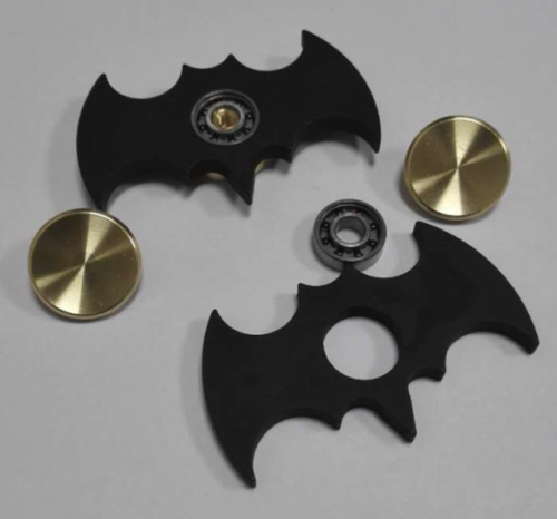 Batman Desk Focus EDC